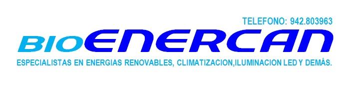Bioenercan Cantabria energías renovables,leds y demás.